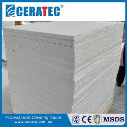 1430 haut de zirconium isolant en fibre de céramique réfractaire d'administration