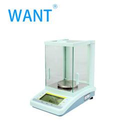 100g 200g de precisión electrónica 0.1mg Electromagetic Balanza analítica
