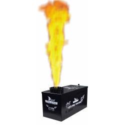 Venda quente pequena chama de fogo GPL remoto DMX Máquina de efeito para a fase caso televisivo Desempenho Pub