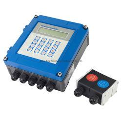 Señal estable, más cómodo, líquido de alta integración, medidor de flujo ultrasónico