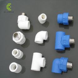 Solda de fusão de soquete Pn16 de HDPE para tubos de abastecimento de água