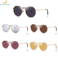 Hot Sale Ready Goods kleurrijke metalen zonnebrillen van hoge kwaliteit