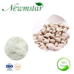 Органический белый почки бобов извлечения для снижения веса Phaseolin 1%, 2%