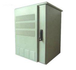 OEMのシート・メタルの製造の鋼鉄キャビネット電気通信のための屋外ネットワークキャビネット
