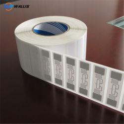 Contrassegno elettronico di frequenza ultraelevata RFID NFC della lunga autonomia della modifica passiva dell'autoadesivo