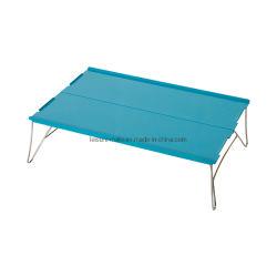 卸し売り軽量のハイキングBBQ浜キャンプのFoldable表の小さい折りたたみ屋外の調理のキャンプの小型表