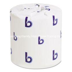 Tessuto di toletta di vendita ultra delicatamente caldo del documento della stanza da bagno della 2/3/4 di piega