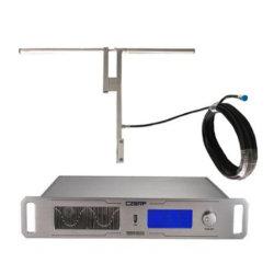 Trasmettitore di trasmissione wireless da 1 kw 1000 Watt per stazione radio FM