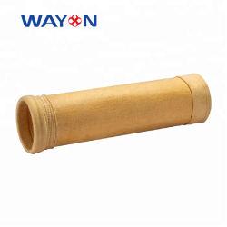 산업용 먼지 수집 시스템에는 폴리에스테르 먼지 수집기 필터 백이 사용됩니다