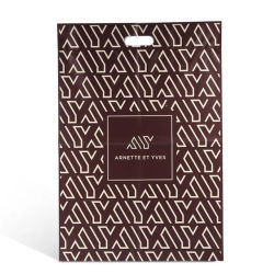 L'abitudine ha stampato la busta espressa di trasporto durevole poco costoso/sacchetto di spedizione di plastica del corriere/poli sacchetto del bollettino per i vestiti