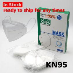 Em estoque/ 3Earloop ply Face Antibacteriana Máscara de febre aftosa China Fornecedores máscara descartável para protecção de germes