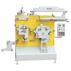 JR-1542 Jingda 4+2 Farben Textiletikett Flexo Druckmaschine in Bangladesch Nylon Taft Satin Label Briefpresse für Baumwollband, Wash Care Label