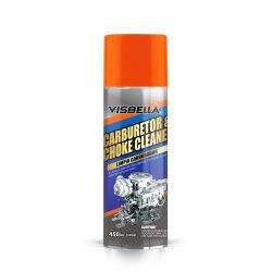 Visbella Carburador y ahogar 450ml Limpiador de alta calidad