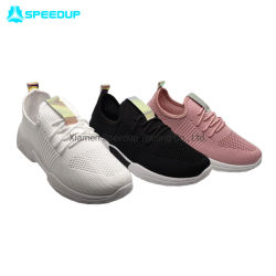 Flyknit bequeme Dame Athletic Sneaker Women Fashion Sports Schuhe