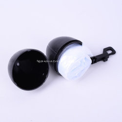 2020 جديدة جمليّة [شلّ] [غبي] [كبسّ] كرة واضحة غطاء بلاستيكي قابل للاستخدام مرة واحدة