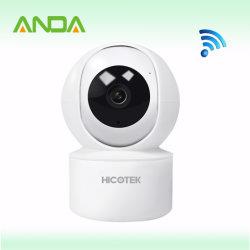 Ai hogar inteligente de seguimiento automático de seguridad WiFi PTZ APP ONVIF PC Web Sistema de alarma monitor niñera mini cámara CCTV IP