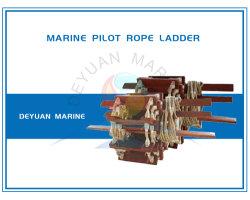 Marineversuchsseil-Strichleiter für Lieferung mit CCS Zustimmung