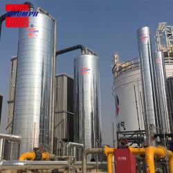1000nm3/H, das Water&Steam HeizungVaporizer verteilt