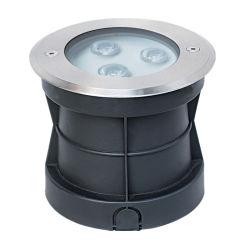高品質の競争価格IP68 3W LED Ingroundの照明
