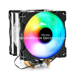 6 тепловые трубки радиатора процессора для настольных ПК RGB вентилятор процессора
