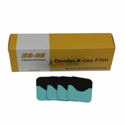 100 ПК стоматологической рентгеновской пленки перорального Periapical E-Es-58 размер для взрослых