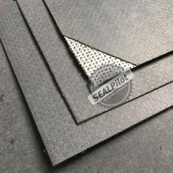 Strato composito di rinforzo 1.2mm della guarnizione del collettore di scarico dell'amianto liberamente