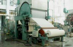 Rouleau de papier toilette Making Machine papier toilettes Équipement de fabrication du papier rouleau