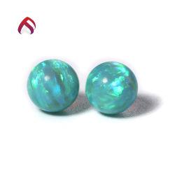 De in het groot Groene Losse Tegenhanger van de Parels van de Halfedelsteen Synthetische Opalen