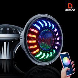 7 Zoll-Scheinwerfer-Selbstlampen-Auto-Lichter für Seitentrieb 4