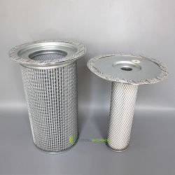 Substitua o separador de óleo Definir 02250061-137 02250061-138 para Ls Sullair máquinas da série
