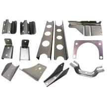 منتجات مخصصة عالية الدقة من مجموعة Hailong الفولاذ المقاوم للصدأ / الألومنيوم / الحديد المعادن ورق ورقة معدنية ورقة معدنية