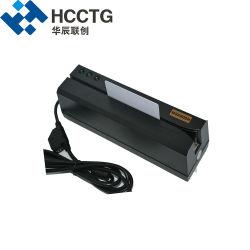 Hi-Co 1/2/3 контакты считывателя магнитной карты писателя с бесплатным Sdk MSR606