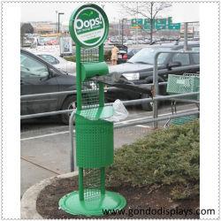 Oeps Station Outoodr Metal vuilnisbak