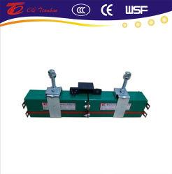天井クレーン安全電源閉鎖型クレーンバスバー
