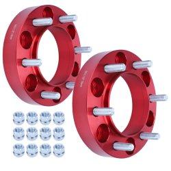 Автозапчастей 1,25 дюйма алюминиевых Hubcentric комплект проставок колес