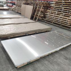 AISI ASTM 2b Ba espejo pulido 201 202 301 304 304L 309S 310S 316 316L 317 L 321 409L 410 410s de 420 430 Hoja de acero inoxidable