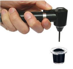 Lovالجمال الكهربائي باللون الأسود تتو صبغة خالط خلط Agitator Ink Mixer