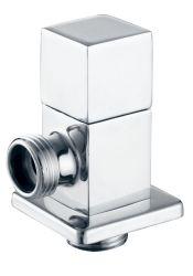 """"""" Messing1/2X3/8 eckventil-Badezimmer-Befestigungen für Badezimmer-Toilette und Küche (NA8207)"""