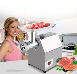 소시지 소형 전기 고기 저미는 기계 상업적인 고기 저미는 기계 자유로운 교체 부분을%s 고기 저미는 기계