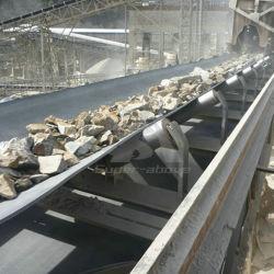鉱山の砕石機のための石造りの移動式ベルト・コンベヤーシステム