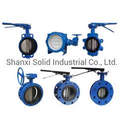 Complete verkoop CE-certificaat ductiel gietijzeren Vlinderklep poort Klep terugslagklep Y-zeef fabrieksprijs