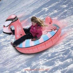 بالغ قابل للنفخ زلّاجة دائرة نحام سباحة تزحلق على الثلج ثلج مزلجة ثلج أنبوب