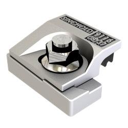 Sinchold 9116/08/37 autoblocante flexible soldada de acero forjado de la rampa de la grúa clips