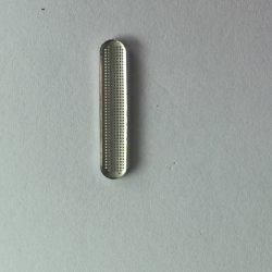 Gravação personalizada de malha favo de aço inoxidável para carro/Auriculares Grelhas de altifalante