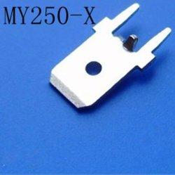 0-0063862-1 PCBタブターミナルMy250-Xモーターはんだのオス・コネクタターミナル