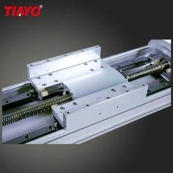 Longue course Ballscrew haute vitesse linéaire du bras du robot à la poussière étanche en alliage en aluminium compact à usage intensif