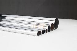 Armário de aço cromado armário do tubo redondo de Hangar tubo oval
