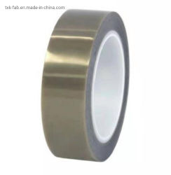 전기 산업용 내화학성 순PTFE 접착 테이프