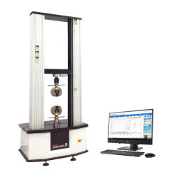 実験装置10knの計算機システムのプラスチックおよびゴムのためのユニバーサル抗張試験機