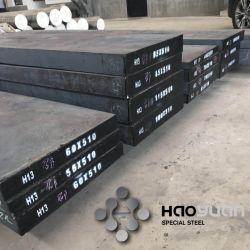 풍부한 재고 미래 상품은 특별한 강철 소음 1.2344/AISI H13/GB 4CR5MOSIV1를 정지한다